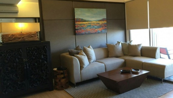 One Shangri-La Place for Rent